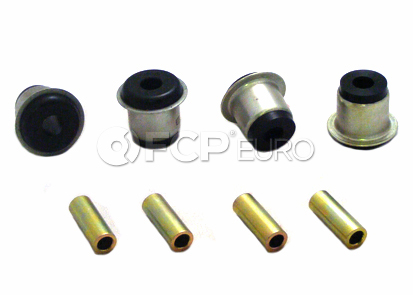 Audi Suspension Control Arm Bushing  (80 80 Quattro 90 90 Quattro) - Whiteline W51972