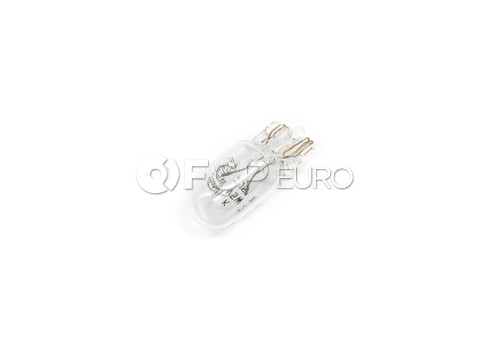 Mercedes License Plate Light Bulb - Genuine Mercedes 000000-007460