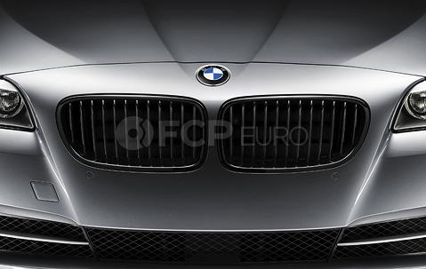 BMW M Performance Kidney Grill Left (F10) - Genuine BMW 51712165539