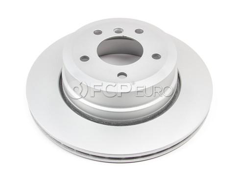 BMW Brake Rotor Rear - Meyle 34216864053