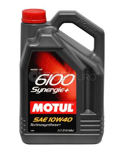 Motul 6100 Synergie+ 10W40 (5 Liter) - 101493