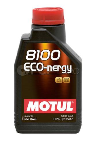 Motul 8100 Eco-nergy  0W-30 (1 Liter) - 102793