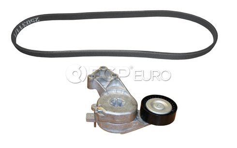 VW Audi Accessory Drive Belt Kit - Contitech ADK0035P