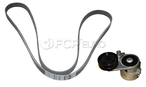 VW Audi Accessory Drive Belt Kit - Contitech ADK0048P
