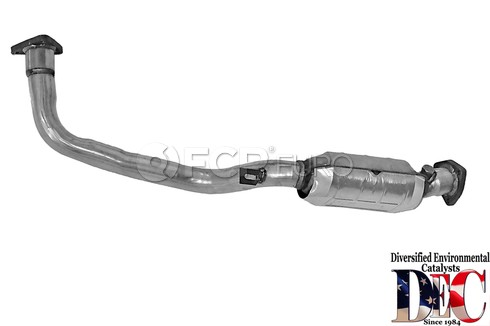 Audi Catalytic Converter (A6 A6 Quattro) - DEC AU1318-0