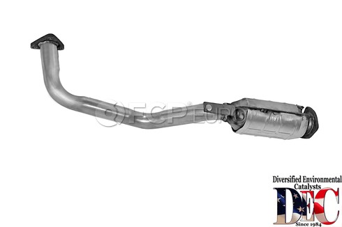 Audi Catalytic Converter (A6 Quattro A6) - DEC AU1320-0