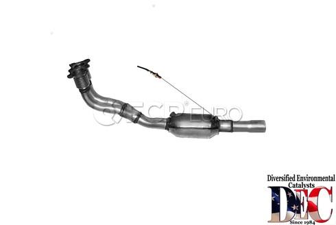 VW Catalytic Converter (Golf Jetta) - DEC VW3435-0