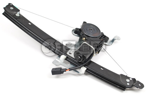 Volvo Window Regulator Rear Right (S60 S80 V70 XC70) - Dorman 31253720