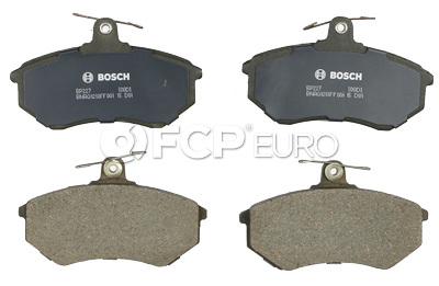 Audi Brake Pads Front (5000) - Bosch BP227