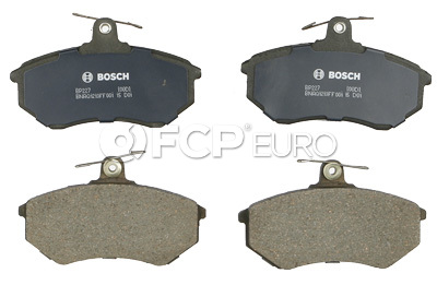 Audi Brake Pad Set - Bosch BP227