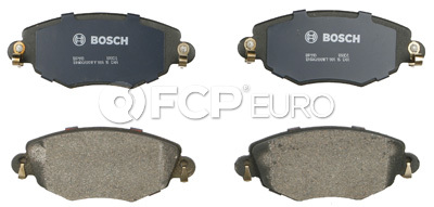 Jaguar Brake Pad Set (X-Type) - Bosch BP910
