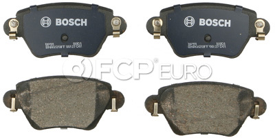 Jaguar Brake Pad Set (X-Type) - Bosch BP911
