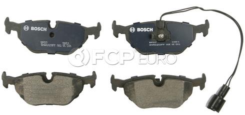 Jaguar Brake Pad Set (XJS Vanden Plas XJ12 XJ6) - Bosch BP517