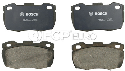 Land Rover Disc Brake Pad Front (Defender 110 Defender 90) - Bosch BP671A