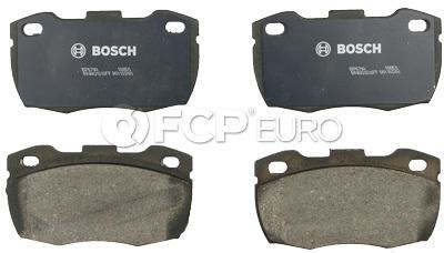 Land Rover Disc Brake Pad Front (Defender 110 Defender 90) - Bosch BP671A