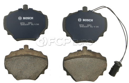 Land Rover Disc Brake Pad Rear (Discovery Defender 90 Range Rover) - Bosch BP518