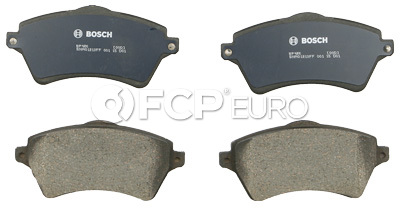 Land Rover Disc Brake Pad Front (Freelander) - Bosch BP926