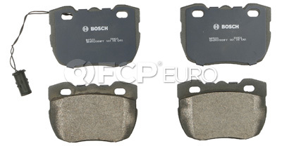 Land Rover Disc Brake Pad Front (Range Rover Discovery) - Bosch BP520