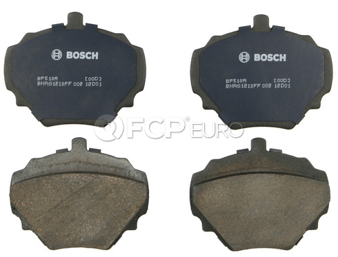 Land Rover Disc Brake Pad Rear (Range Rover) - Bosch BP518A