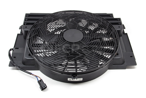 BMW Auxiliary Fan Assembly (E53 X5) - Behr 64546921381