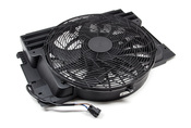 BMW Auxiliary Fan Assembly - Behr 64546921381