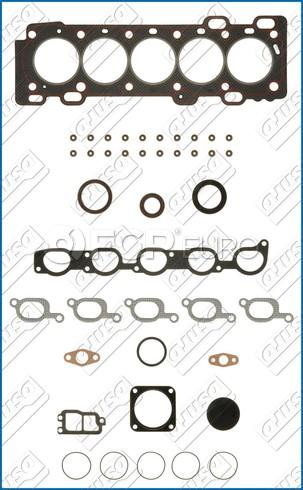 Volvo Engine Cylinder Head Gasket Set (C70) - AJUSA 52229300