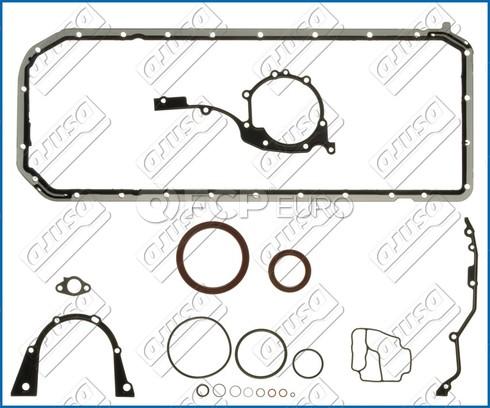 BMW Crankcase Gasket Set - AJUSA 54064800