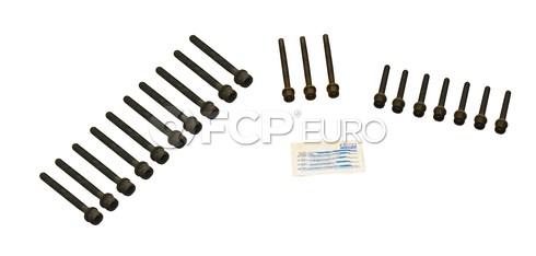 VW Engine Cylinder Head Bolt Set (Passat Jetta Golf Corrado EuroVan) - AJUSA 81015000