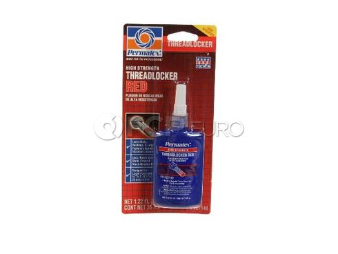 Permatex High Strength Threadlocker Red (36mL) - Permatex 27140