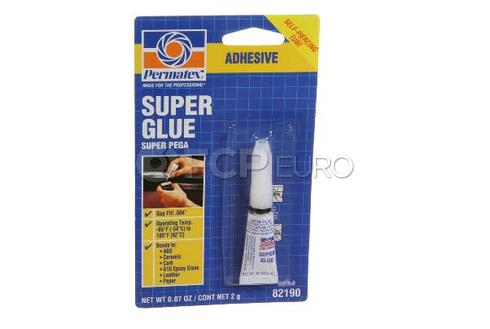 Permatex Super Glue - Permatex 82190