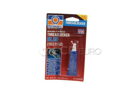 Permatex Medium Strength Threadlocker Blue (6 mL) - Permatex 24200