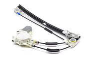 BMW Window Regulator Rear Right (E39) - OEM Supplier 51358159836