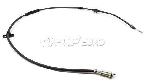 Volvo Parking Brake Cable - Genuine Volvo 30793819