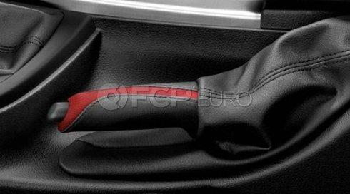 BMW Sportline Parking Brake Handle - Genuine BMW 34402240174
