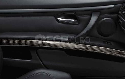 BMW Performance Door Trim Front Left - Genuine BMW 51410429856