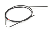 Volvo Hood Release Cable - Genuine Volvo 9170365