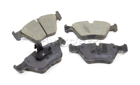 BMW Brake Pad Set - Meyle D8725SC