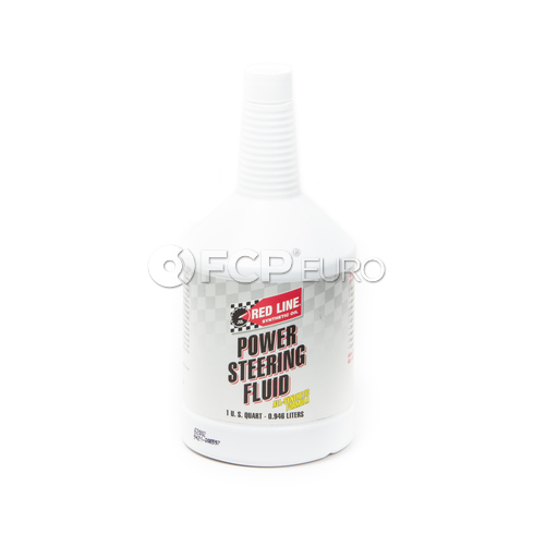 Red Line Power Steering Fluid (1 Quart) - 30404