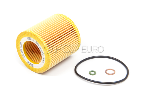 BMW Oil Filter Kit - Genuine BMW 11427566327