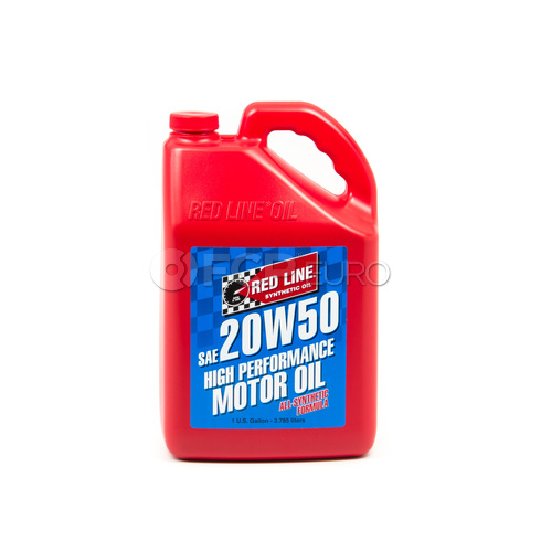 Red Line 20W50 Engine Oil (1 Gallon) - 12505