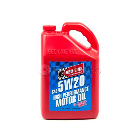 Red Line 5W20 Engine Oil (1 Gallon) - 15205