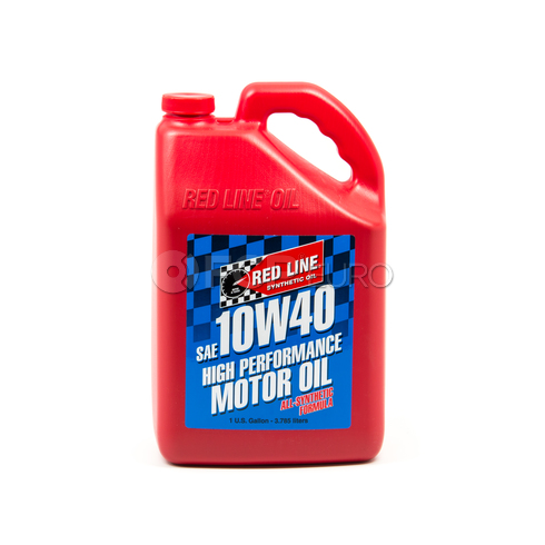 Red Line 10W40 Engine Oil (1 Gallon) - 11405