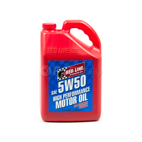 Red Line 5W50 Engine Oil (1 Gallon) - 11605