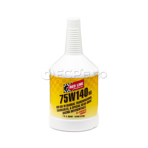Red Line 75W140 NS GL-5 Gear Oil (1 Quart) - 57104