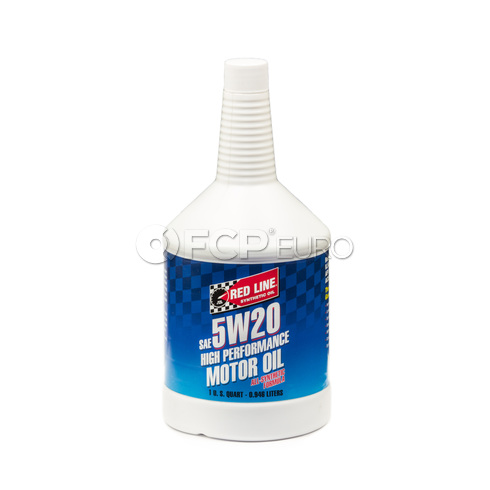 Red Line 5W20 Engine Oil (1 Quart) - 15204