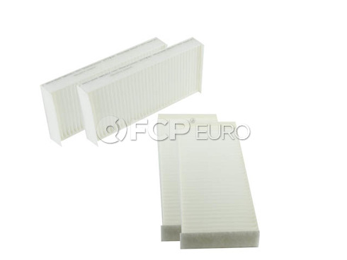 Mercedes Cabin Air Filter Set (Top of Blower) - Bosch P3651WS