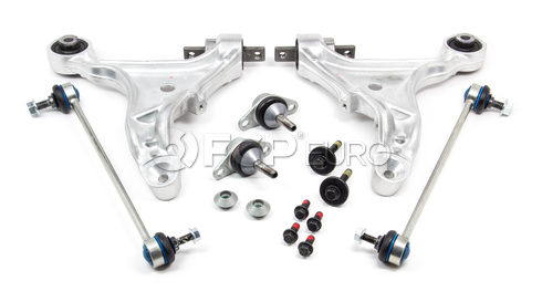 Volvo Control Arm Kit 6 Piece (S60 V70) - S60CAKIT2MY