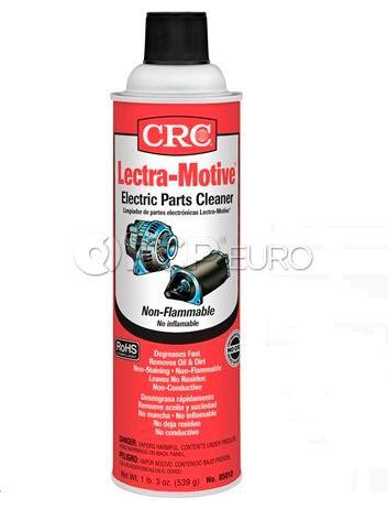 CRC Electric Parts Cleaner Lectra-Motive (19 oz) - CRC Industries 05018
