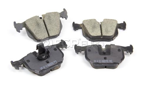 BMW Brake Pad Set Rear (330Ci 330i M5) - Meyle D8683ASC