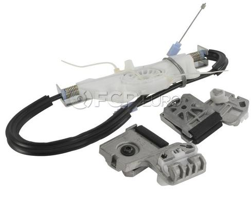 VW Window Regulator Kit Front Right (Jetta) - Genuine VW Audi 1JM898462B